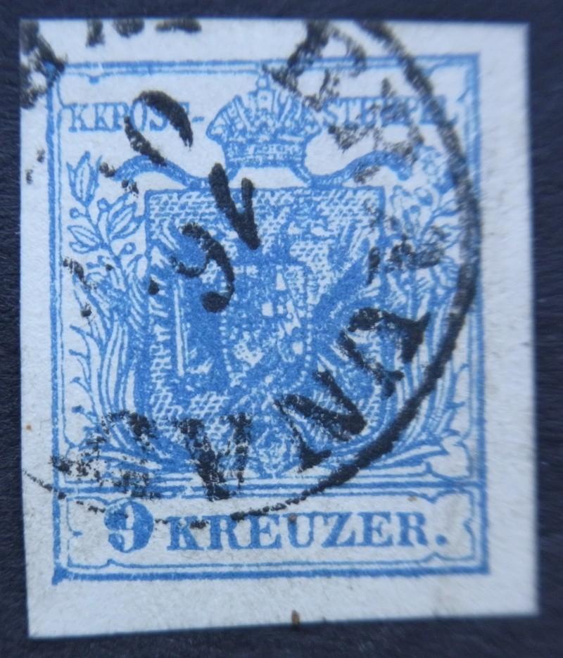 Die erste Österreichische Ausgabe 1850 - Seite 4 Ank5-m10
