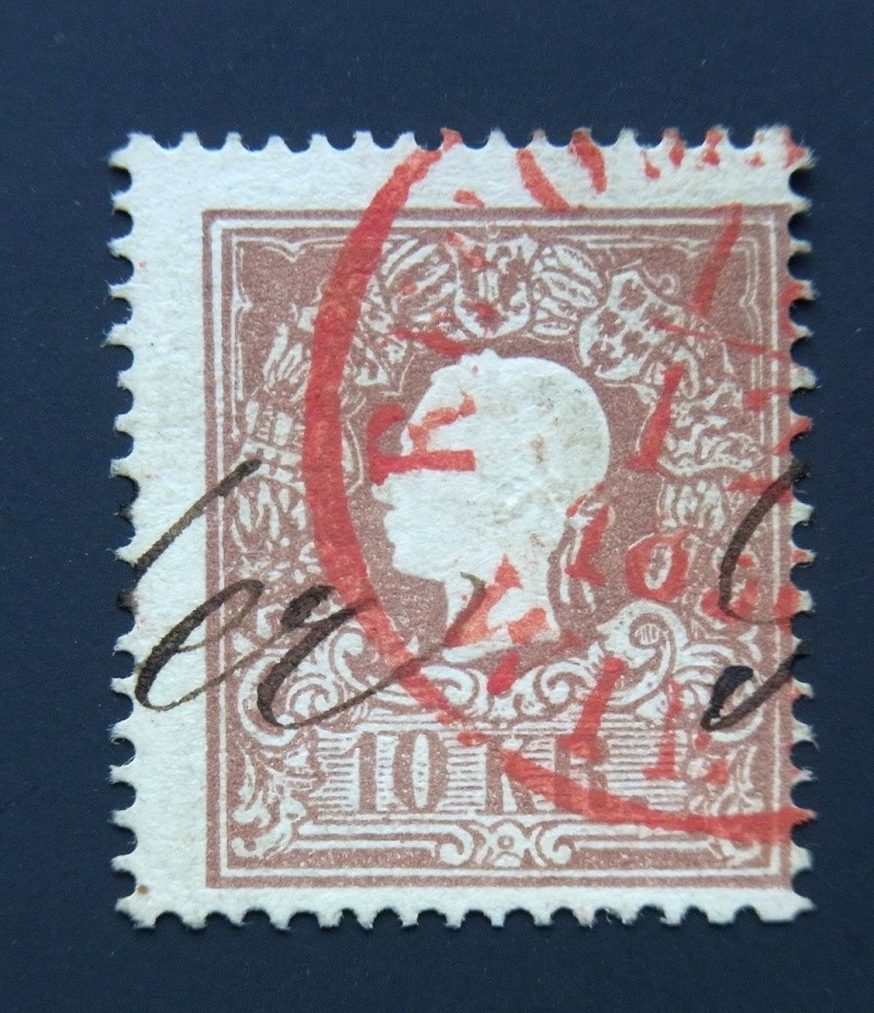 Die Freimarkenausgabe 1858 Type I und II - Seite 3 Ank_1410