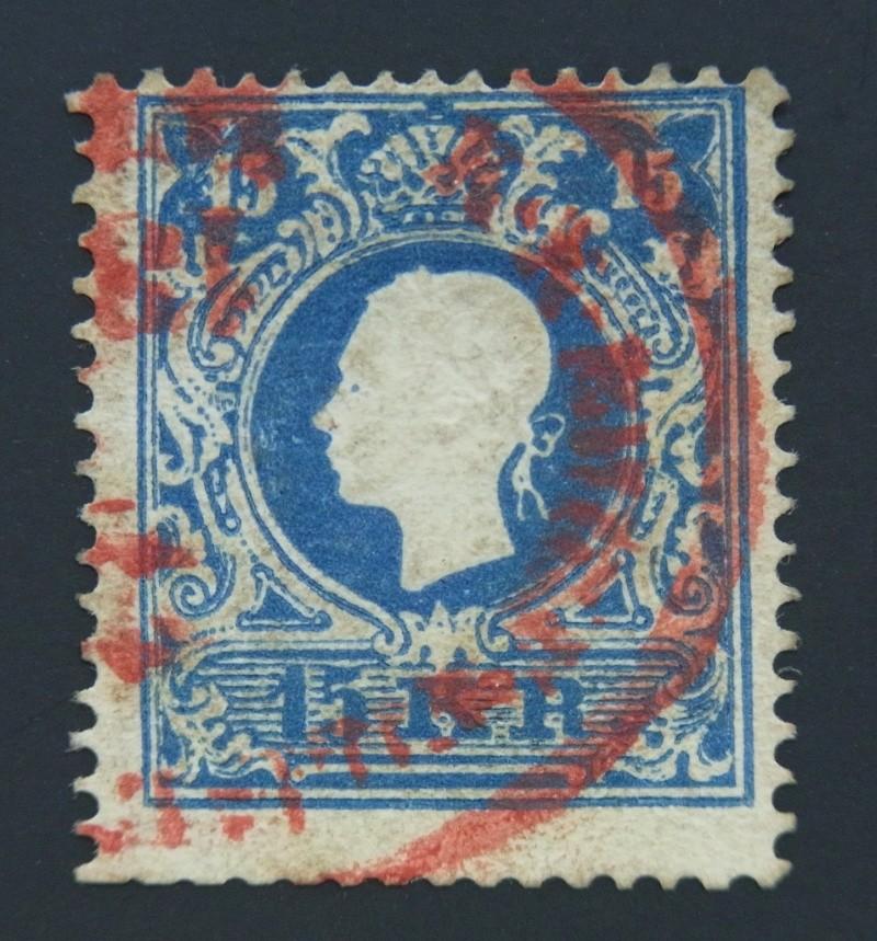 Die Freimarkenausgabe 1858 Type I und II - Seite 3 Ank_1510