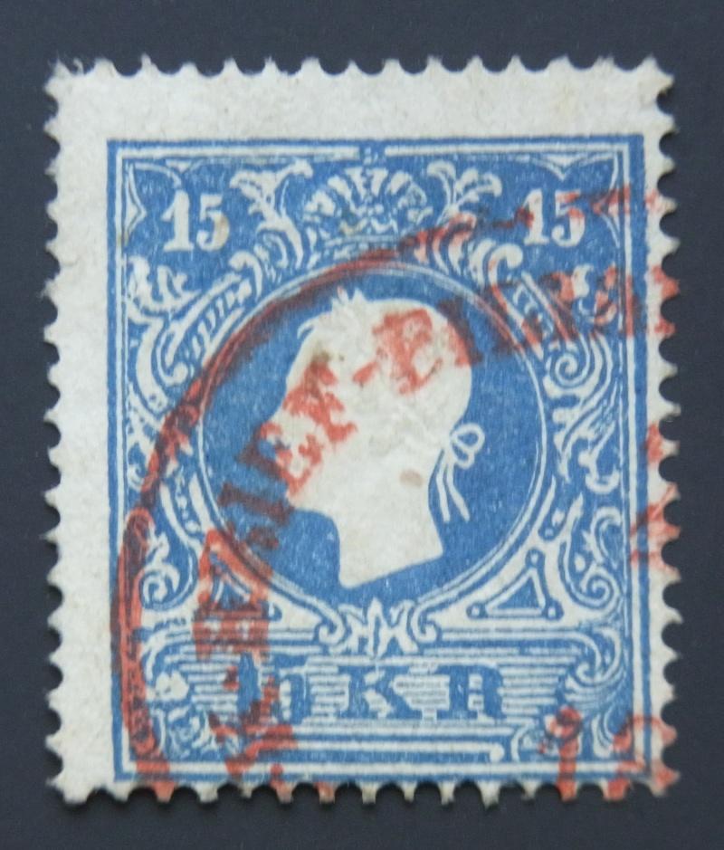 Die Freimarkenausgabe 1858 Type I und II - Seite 2 Ank_1511