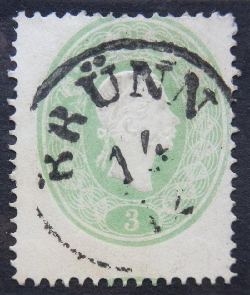 Die Freimarkenausgabe 1861 Ank_1910