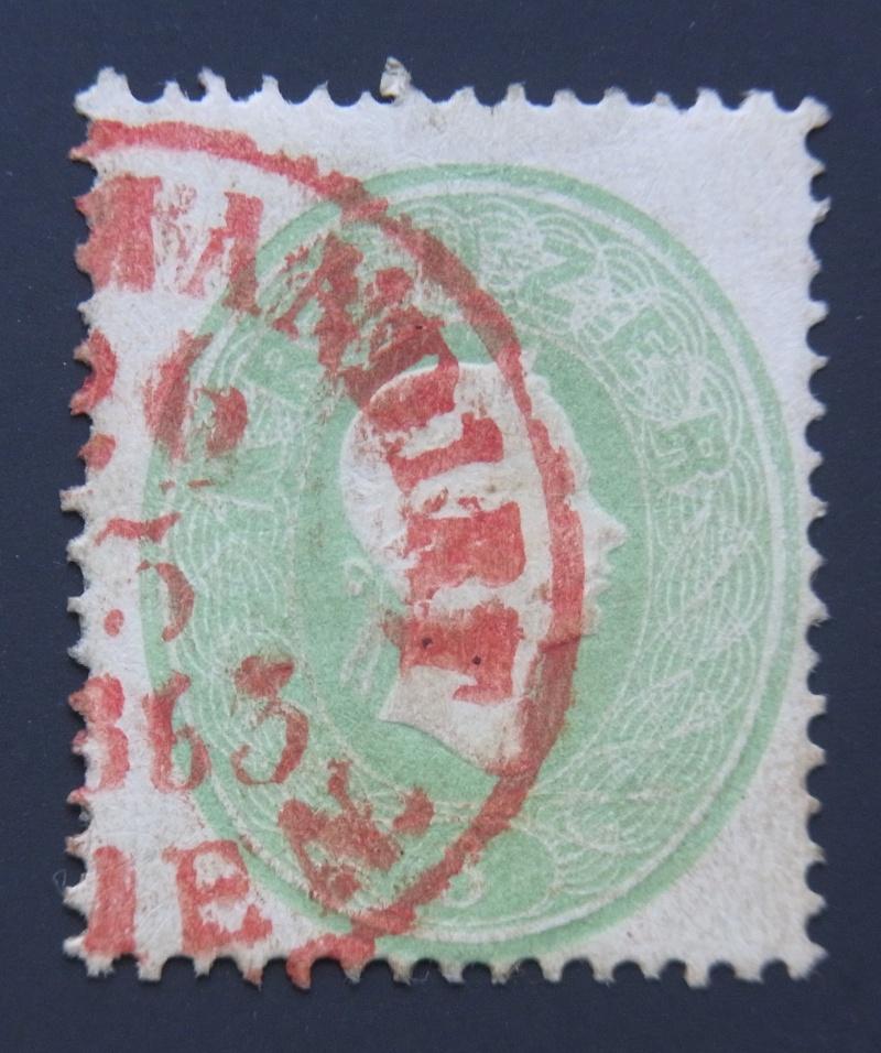 Die Freimarkenausgabe 1861 - Seite 2 Ank_1911