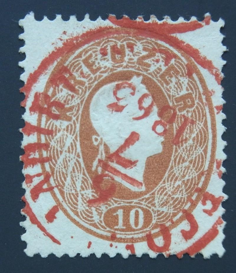 Die Freimarkenausgabe 1861 Ank_2114