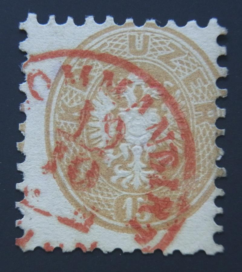 Die Freimarkenausgabe 1863/1864 Ank_3411