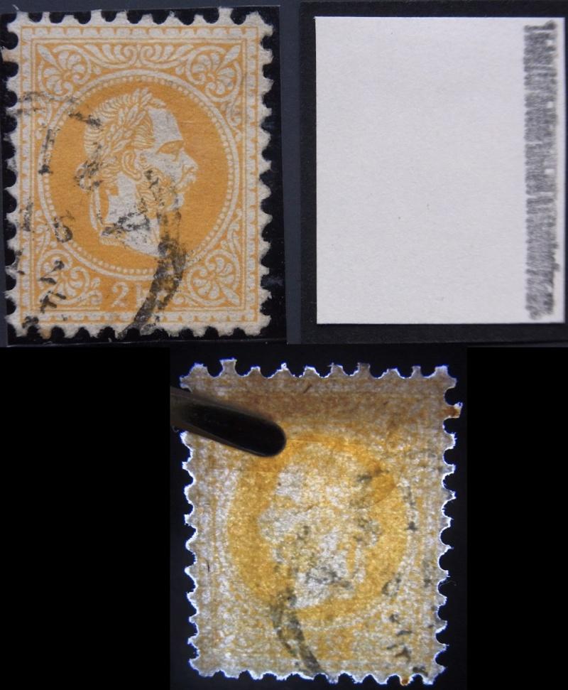Freimarken-Ausgabe 1867 : Kopfbildnis Kaiser Franz Joseph I - Seite 6 Ank_3510