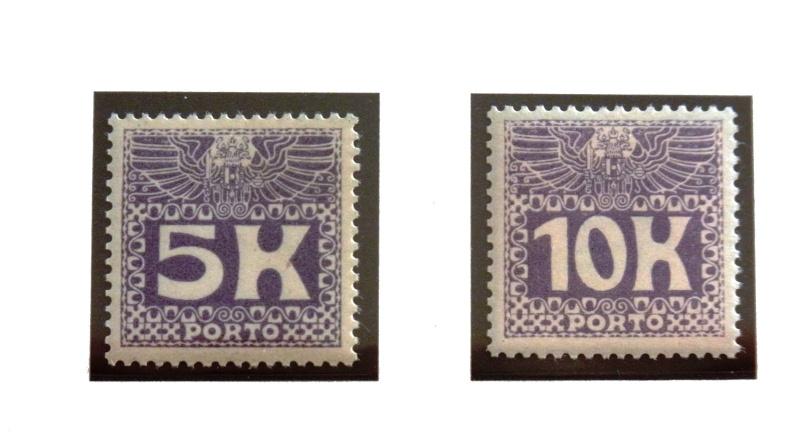 Die Portomarken des Kaiserreiches Ank_p_11