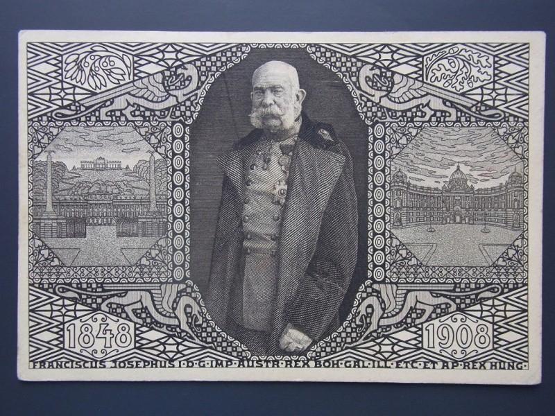 Die Freimarkenausgabe 1908 Avers10