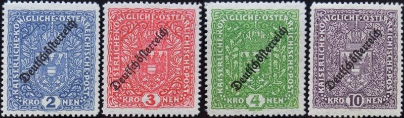 ANK 243 - ANK 246 Gesamt13
