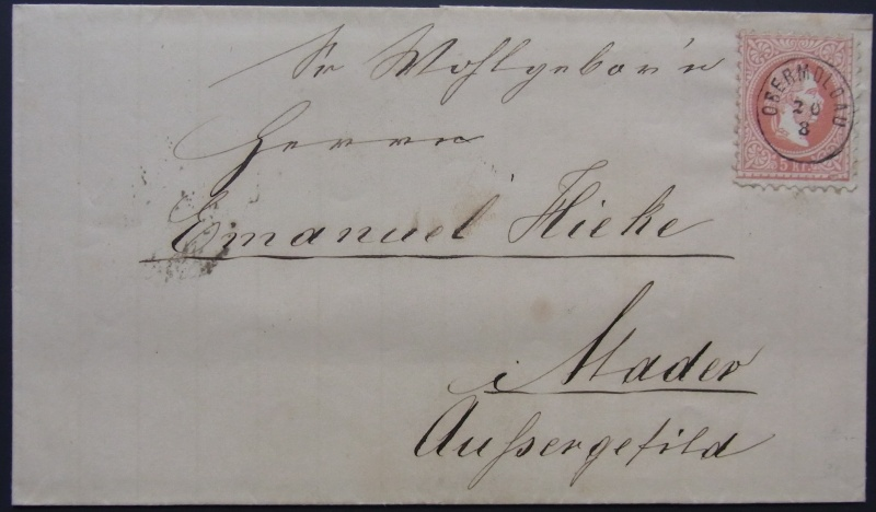Fingerhutstempel auf Freimarkenausgabe 1867 Rimg0021