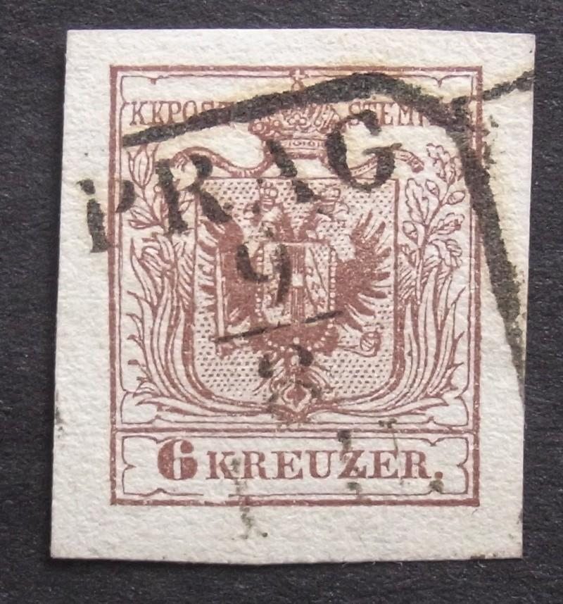 Die erste Österreichische Ausgabe 1850 - Seite 4 Rimg0022