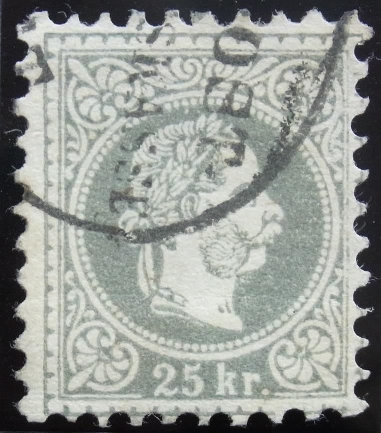 Freimarken-Ausgabe 1867 : Kopfbildnis Kaiser Franz Joseph I - Seite 6 Rimg0038