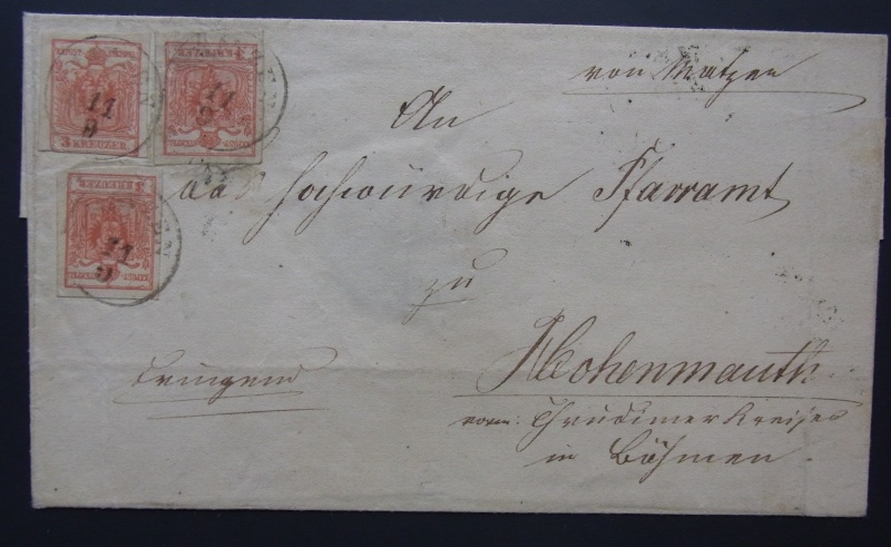Die erste Österreichische Ausgabe 1850 - Seite 4 Rimg0040