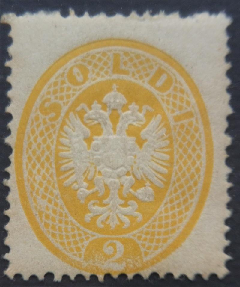 Lombardei-Venetien, Ausgaben 1863 und 1864 Rimg0044