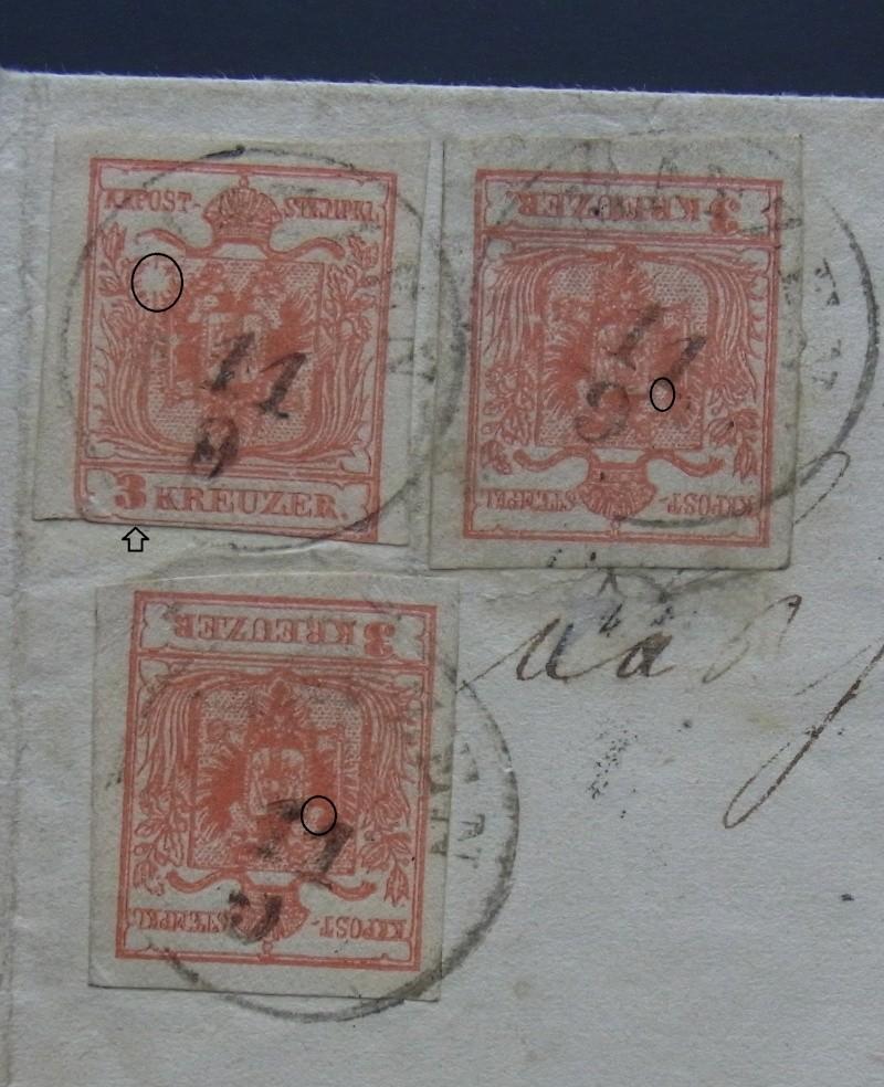 Die erste Österreichische Ausgabe 1850 - Seite 4 Simg0010