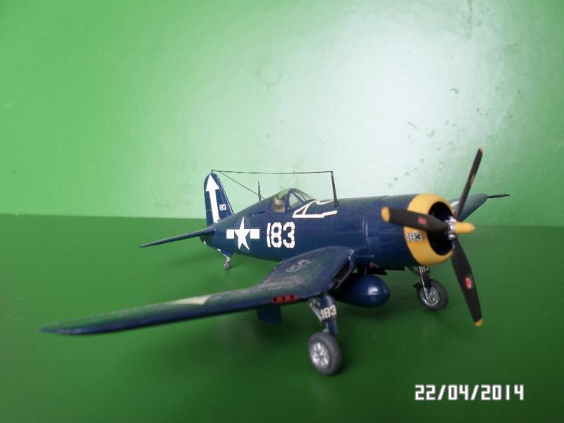 [Hasegawa]F4U-1D Corsair Sam_2610
