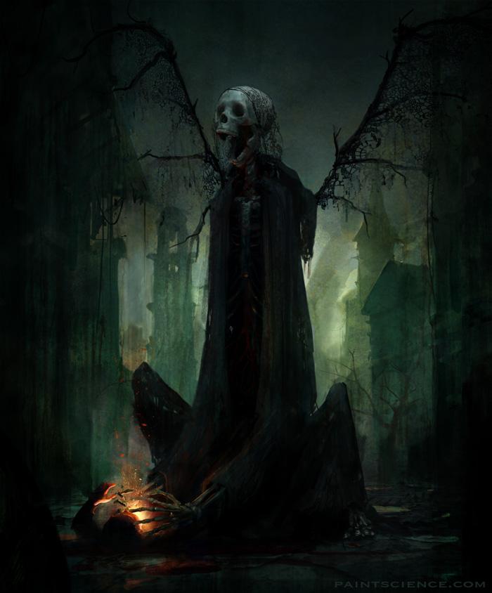 De Profundis - Georg Trakl  Death10