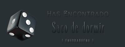 Dados de objetos. Saco_d10