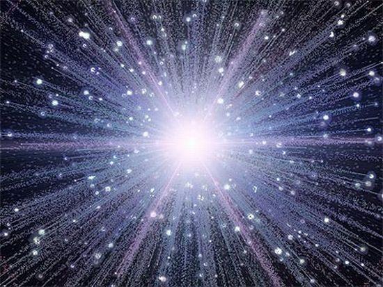 Detectaron ¨eco¨ de la expansión del Universo tras el Big Bang 13950710