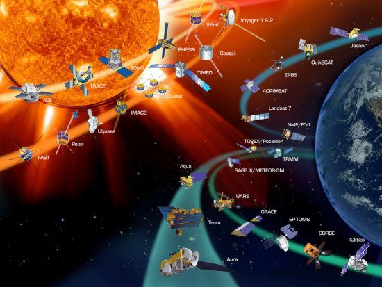 El peligro de una súper tormenta solar en la tierra es «inminente» 2010