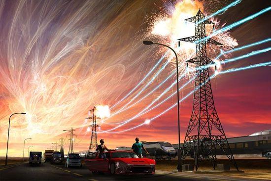 El peligro de una súper tormenta solar en la tierra es «inminente» 2110