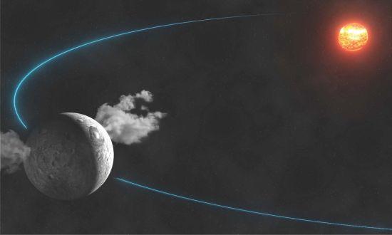 ¿Hay vida en Ceres? Detectan vapor de agua en planeta enano 217