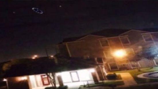 ¿UFO en Houston o platillo desde el Centro Espacial Johnson de la Nasa? 224