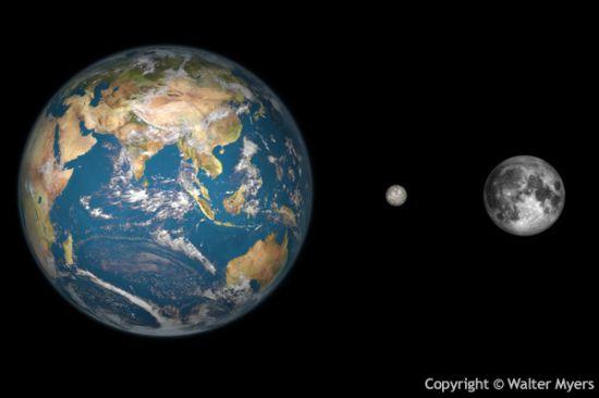 ¿Hay vida en Ceres? Detectan vapor de agua en planeta enano 316