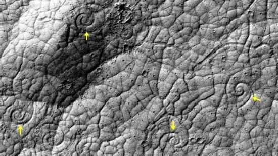 Marte : Misterio y Anomalías 32_110
