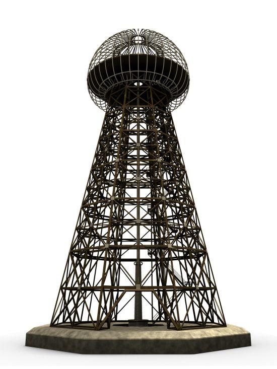 Dos físicos rusos quieren reconstruir la torre Tesla para dar energía sin cables al mundo 415