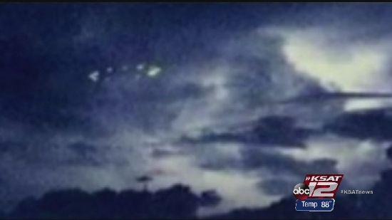 ¿UFO en Houston o platillo desde el Centro Espacial Johnson de la Nasa? 419