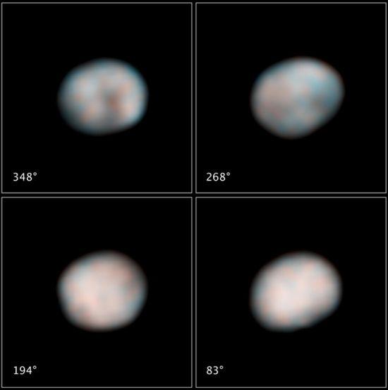 ¿Hay vida en Ceres? Detectan vapor de agua en planeta enano 613