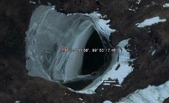 ¿Base Alien en la Luna? Misterios y Anomalias Antart10