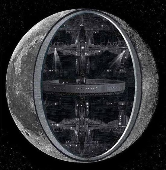 ¿Base Alien en la Luna? Misterios y Anomalias Base-e10