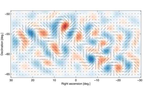 Detectaron ¨eco¨ de la expansión del Universo tras el Big Bang Big_ba10