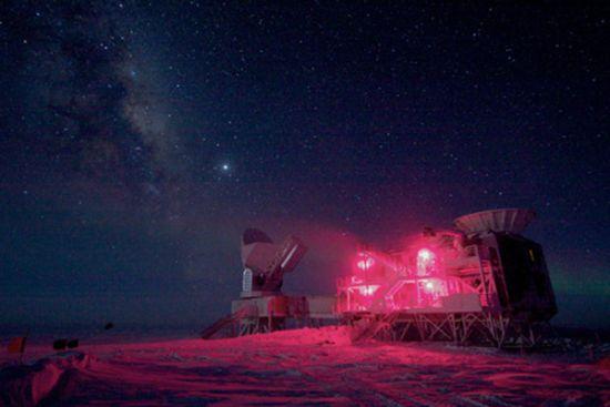 Detectaron ¨eco¨ de la expansión del Universo tras el Big Bang Big_ba12