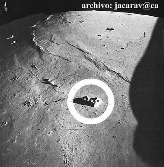 ¿Base Alien en la Luna? Misterios y Anomalias Buena10