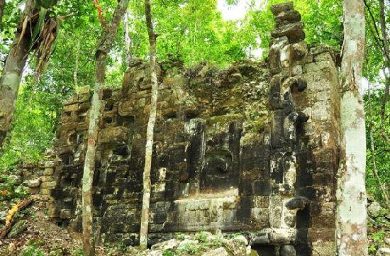 Descubiertas dos ciudades Maya en la selva de Mexico C1_110