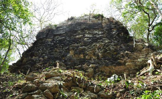 Descubiertas dos ciudades Maya en la selva de Mexico C510