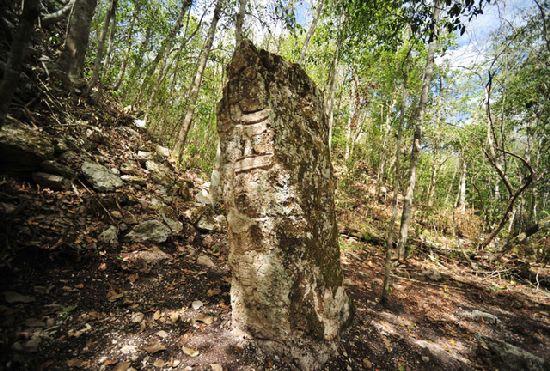 Descubiertas dos ciudades Maya en la selva de Mexico C910