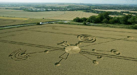 Crop Circles. Círculos de las Cosechas 2014 Cc17_110