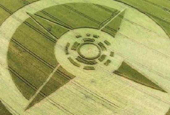 Crop Circles. Círculos de las Cosechas 2014 Cc30_110
