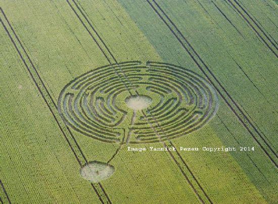 Crop Circles. Círculos de las Cosechas 2014 Cc34_110