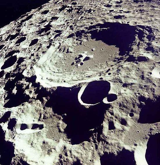 ¿Base Alien en la Luna? Misterios y Anomalias Crater11