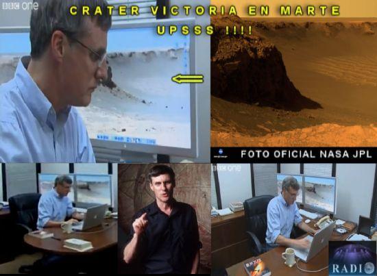 Marte : Misterio y Anomalías Crater12
