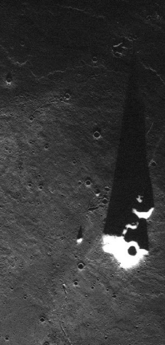 ¿Base Alien en la Luna? Misterios y Anomalias Im210