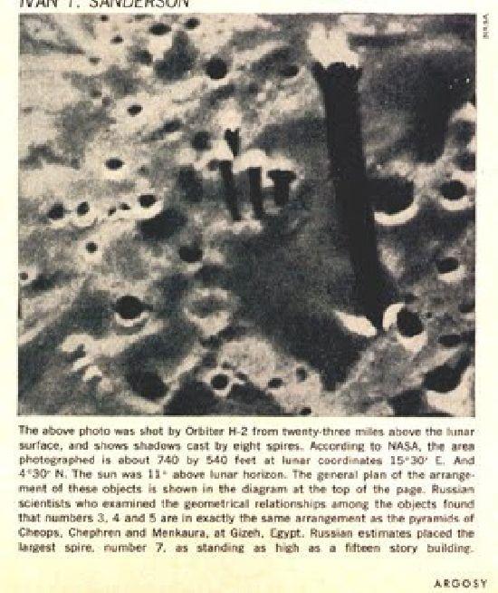 ¿Base Alien en la Luna? Misterios y Anomalias Im510