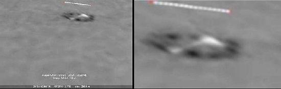 ¿Base Alien en la Luna? Misterios y Anomalias Kayuga11