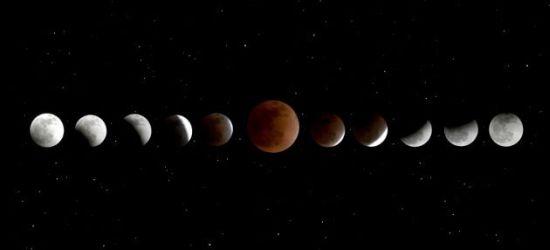 "Eclipse total de Luna, ""Luna de Sangre"" miércoles 8 de octubre L3_110"
