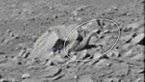 Marte : Misterio y Anomalías M1311