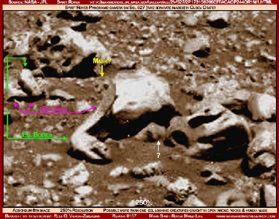 Marte : Misterio y Anomalías M14_111